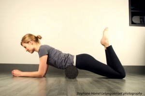 Foam Rolling Alexander Technique